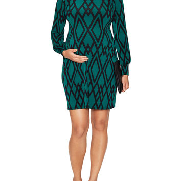 Leota Maternity Mod Dress -