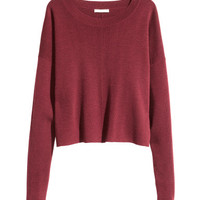H&M Fine-knit Wool Sweater $49.99