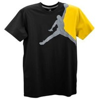 Jordan Jumbo Jumpman S/S T-Shirt - Men's at Champs Sports