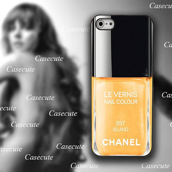 iphone case, i phone 4 4s 5 case,cool cute iphone4 iphone4s 5 case,stylish plastic rubber cases cover, Nail Polish, chanel  597