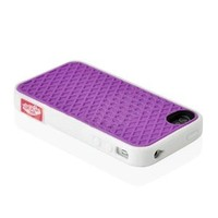 Generic Sole Back Case For Apple iPhone 4/4G/4S Purple