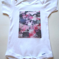 Rule the world Baby Onesuit