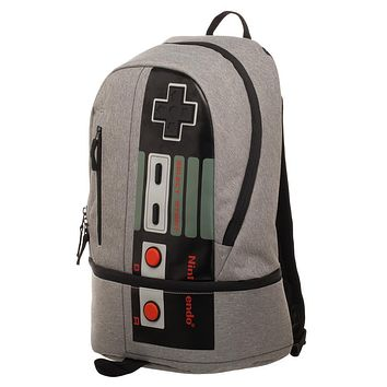 MPBP Nintendo Controller Backpack  Game Controller Backpack w/ Bottom Zip