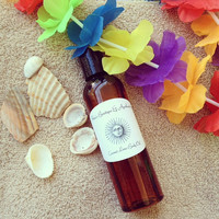 Coconut Lime Body Oil by SheaBoutique on Etsy