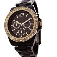 Fashion Women's Black Watch FMD by Fossil