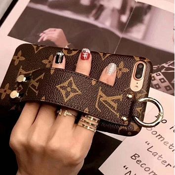 LV Louis Vuitton Fashion Print iPhone Phone Cover Case For iphone 6 6s 6plus 6s-plus 7 7plus Day-First™