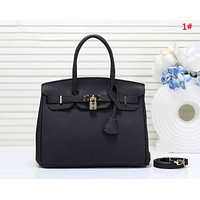 Hermes New fashion handbag shoulder bag women two piece bag 1#