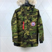 Canada Goose Down jacket men's / women's foreign trade Canada goose down jacket