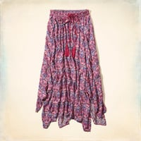 Fountain Valley Midi Skirt