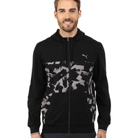 PUMA Full Zip Lightweight Hoodie - Zappos.com Free Shipping BOTH Ways