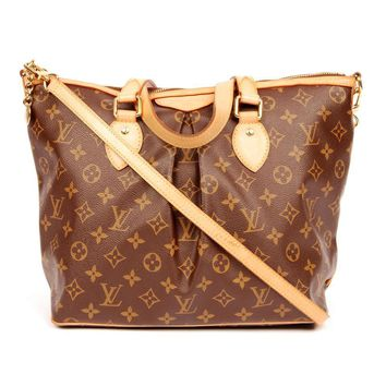 Louis Vuitton Palermo PM w/strap 5533 (Authentic Pre-owned)