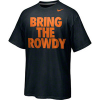 Oklahoma State Cowboys Nike Bring The Rowdy Campus Roar Student T-Shirt