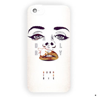 Lana Del Rey Art Born To Die Poster For iPhone 5 / 5S / 5C Case