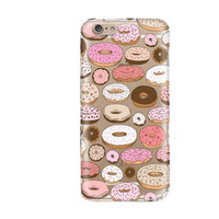 Doughnuts For Days Soft Cover For Apple iPhone 6