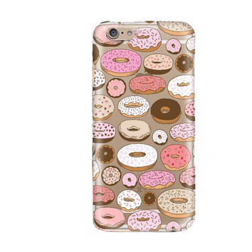 Plain Ol' Doughnut iPhone Case