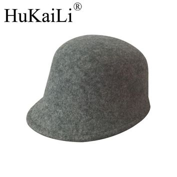 Spring and summer fashion baseball cap hat full woolen fashion knight cap equestrian cap vintage fedoras women's hat