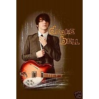 Jared Drake Bell Poster Drake & Josh - NEW and HOT