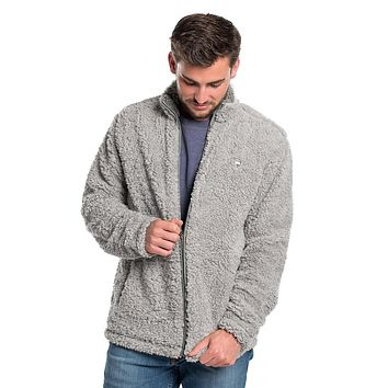 Sherpa Jacket in High Rise by The Southern Shirt Co. - FINAL SALE