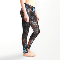meEtIng wiTh IrOn no.24 Leggings by Pia Schneider [atelier COLOUR-VISION]