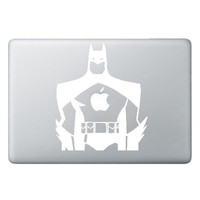 Batman Macbook Decals Sticker Stickers Decal Apple Macbook Pro Macbook Air Macbook iPad