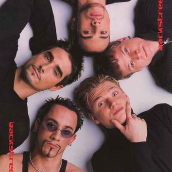 Backstreet Boys 1999 Band Portrait Poster 22x34
