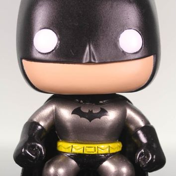 Funko Pop Heroes, Super Heroes Batman #01 Chase Limited Edition