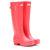 hunter - original slim zip wellington boots