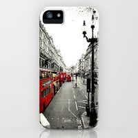 London Street iPhone Case by JMcCool | Society6