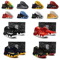 Kyrie Irving 4 Basketball Shoes size:40-46