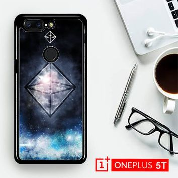 Sacred Geometry Symbol For Air L1283  OnePLus 5T / One Plus 5T Case