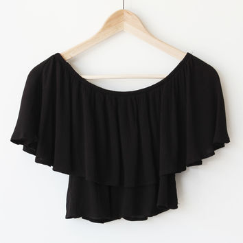 Alexis Shoulder Top