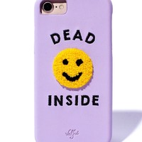 Dead Inside iPhone Case
