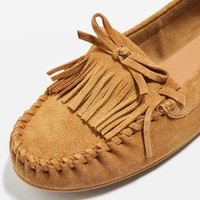 LUMBER Moccasins - New In