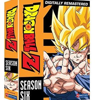Sean Schemmel & Dameon Clarke & Tyler Walker & Zach Bolton-Dragon Ball Z: Season 6