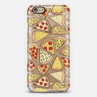 Pizza Party iPhone 6 case by Kristin Nohe | Casetify