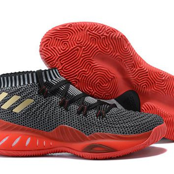 Adidas SM CrazyExplosive PK Vegas Basketball-Shoes - Black/Red