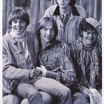 The Monkees London 1967 Poster 24x33