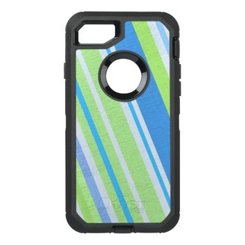 charming pastel abstract OtterBox defender iPhone 7 case