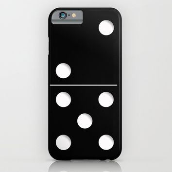 Domino iPhone & iPod Case by Nicklas Gustafsson   Society6