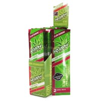 Kush Kiwi Strawberry Hemp Wraps Sweet Flavor