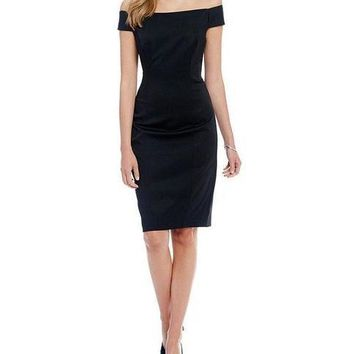 Adrianna Papell Short Dress Formal Cocktail