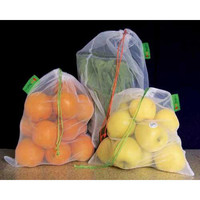 3B Bags Reusable Produce Bags - 3 Count