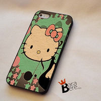 Hello Kitty Art Song iPhone 4s Case iPhone 5s Case iPhone 6 plus Case, Galaxy S3 Case Galaxy S4 Case Galaxy S5 Case, Note 3 Case Note 4 Case