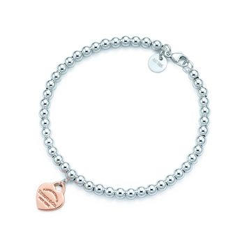 Luxury Jewellery, Gifts & Accessories Since 1837. - Return to Tiffany™:Bead Bracelet