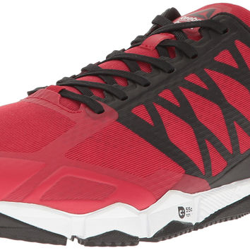 Reebok Men's Crossfit Speed TR Cross-Trainer Shoe Excellent Red/Black/White/Pewter 11 D(M) US '