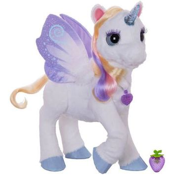 FurReal Friends StarLily, My Magical Unicorn - Walmart.com