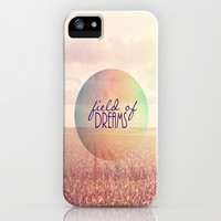 Field of Dreams  iPhone & iPod Case by secretgardenphotography [Nicola]