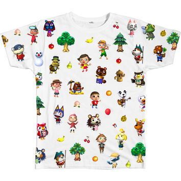 Animal Crossing Tee