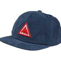 Burton: High Peak Cap - Dress Blues