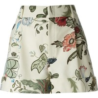 Gucci 'flora Knight' Shorts - Profile - Farfetch.com